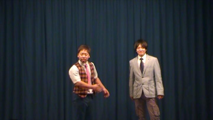 2.福田拓郎 & 半田あかり