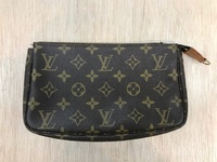 LOUIS VUITTON  バッグ ファスナー修理
