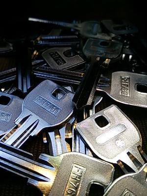 合鍵/スペアキーは有楽町駅前が安い!東京丸の内・日比谷・銀座・新橋エリアで合鍵が均一価格¥390!即日作製できます!