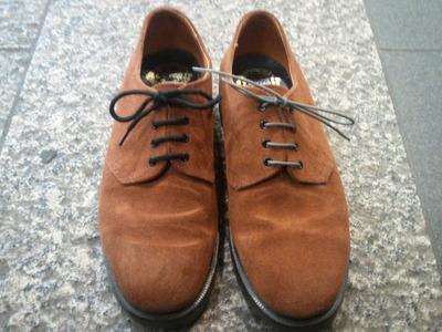 今回はお持ちのお靴にちょっとしたアクセント、気分転換をご提案致します!