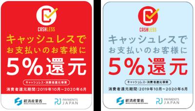 キャッシュレス消費者還元事業 5%還元店舗 大阪府吹田市 酒屋