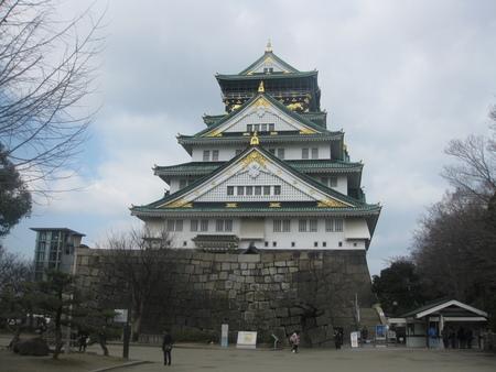 大阪城(大坂城)