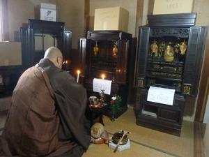 お仏壇供養2013.12.24